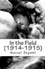 In the Field (1914-1915) by