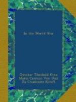In the World War by Ottokar Graf Czernin