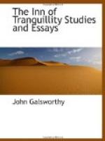 Inn of Tranquillity by John Galsworthy