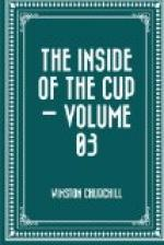 Inside of the Cup, the — Volume 03 by Winston Churchill