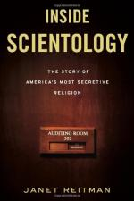 Inside Scientology: The Story of America's Most Secretive Religion by Janet Reitman