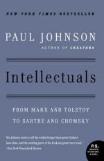 Intellectuals by Paul Johnson (writer)