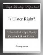 Is Ulster Right? by