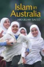 Islam in Australia by