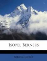 Isopel Berners by George Borrow