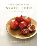 Israeli Foods by
