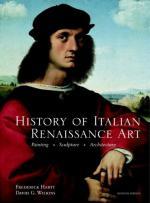 Italian Renaissance by