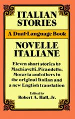 Italian Stories = Novelle Italiane by Robert A. Hall, Jr.