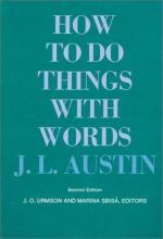 J. L. Austin by