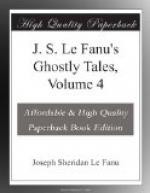 J. S. Le Fanu's Ghostly Tales, Volume 4 by Sheridan Le Fanu
