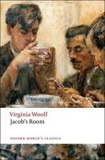 Jacob's Room: Novel by Virginia Woolf