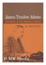 James Truslow Adams by