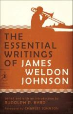 James Weldon Johnson by