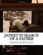 Japhet, in Search of a Father by Frederick Marryat