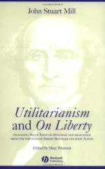 Jeremy Bentham by