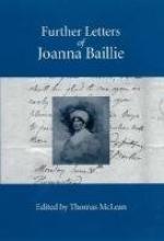 Joanna Baillie by