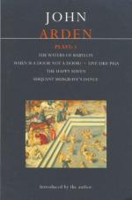 John Arden by