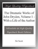 John Dryden by