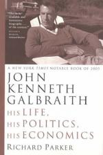 John Kenneth Galbraith by