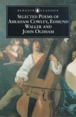 John Oldham (poet) by