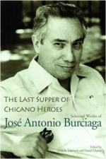 José Antonio Burciaga by