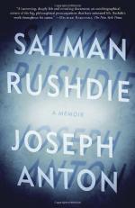 Joseph Anton A Memoir by Salman Rushdie