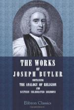 Joseph Butler by