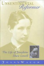 Josephine Shaw Lowell (BookRags) by