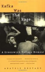 Kafka Was the Rage: A Greenwich Village Memoir by Anatole Broyard
