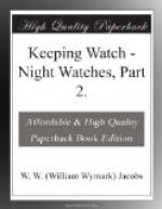 Keeping Watch by W. W. Jacobs