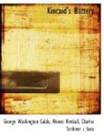 Kincaid's Battery by George Washington Cable