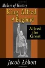 King Alfred of England by Jacob Abbott