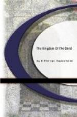 Kingdom of the Blind by E. Phillips Oppenheim