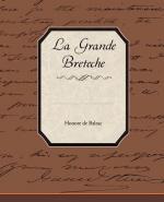 La Grande Breteche by Honoré de Balzac