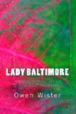 Lady Baltimore by Owen Wister