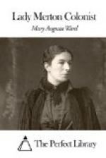 Lady Merton, Colonist by Mary Augusta Ward
