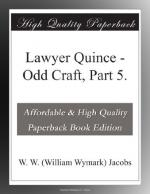 Lawyer Quince by W. W. Jacobs