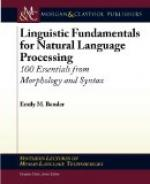 Lectures on Language by