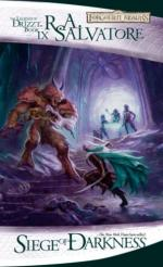 Siege of Darkness by Robert Anthony Salvatore