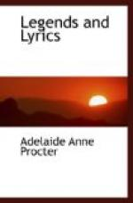 Legends and Lyrics by Adelaide Anne Procter