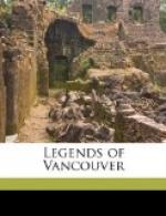 Legends of Vancouver by Pauline Johnson