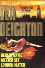 Len Deighton by