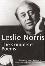 Leslie Norris by