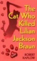 Lilian Jackson Braun by