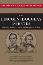 Lincoln-Douglas debates of 1858 by