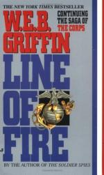 Line of Fire by W. E. B. Griffin