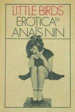 Little Birds: Erotica by Anaïs Nin