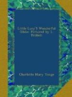 Little Lucy's Wonderful Globe by Charlotte Mary Yonge