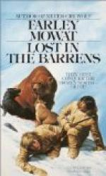 Lost in the Barrens by