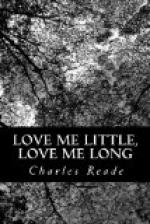Love Me Little, Love Me Long by Charles Reade